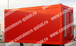 container dormitor second hand Teleorman
